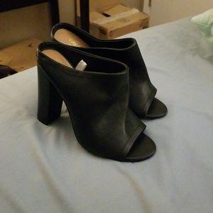 Black Mossimo Heels